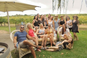 From Guildford Town & Swan Valley Wine Tour w/ Cruise