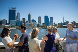 From Perth of Fremantle: Swan River One-Way or Return Cruise