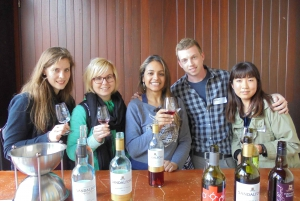 From Swan Valley Winery & Brewery Day Tour With Lunch