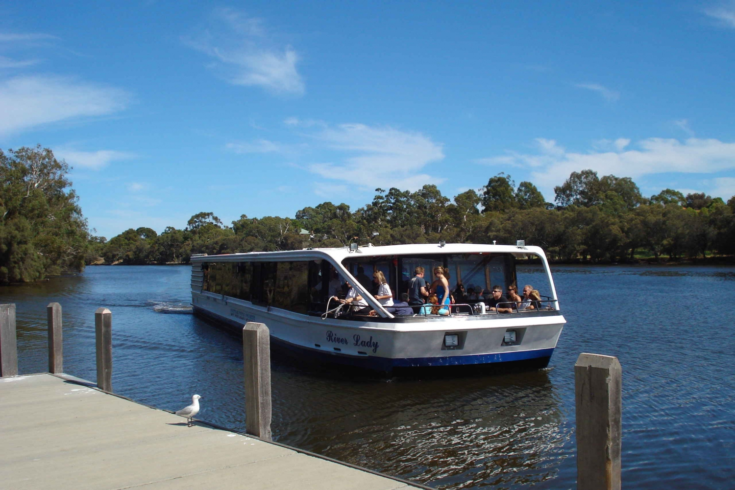 Full Day Swan Valley Cruise & Wine Tasting With Lunch
