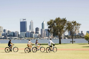 Guided Swan River Foreshores Bike Tour