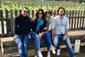 Heritage Town of Guildford and Swan Valley Wine Tour
