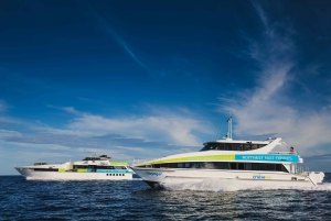 Hillarys Boat Harbour: Rottnest Island Ferry Transfer