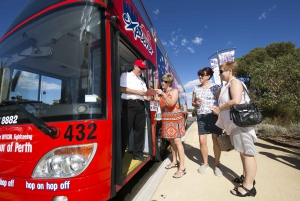 Hop-on Hop-off Sightseeing Bus Ticket