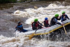 Join Splash White Water Rafting on Scotland's River Tay