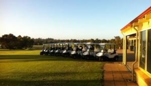 Marangaroo Golf Course