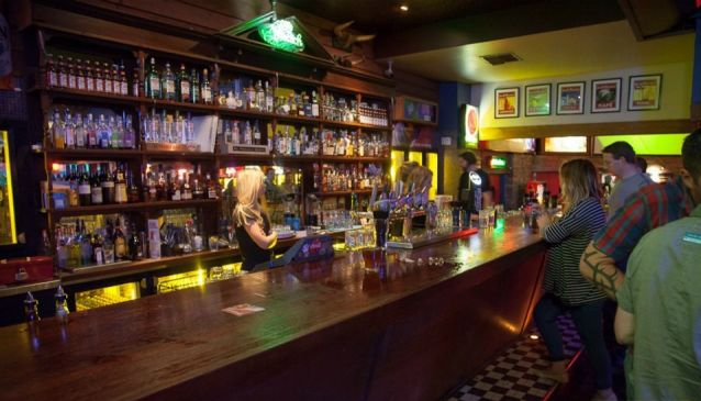 Mustang Bar