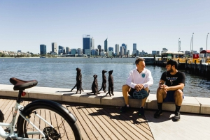 Perth: Guided Swan River Foreshores Bike Tour