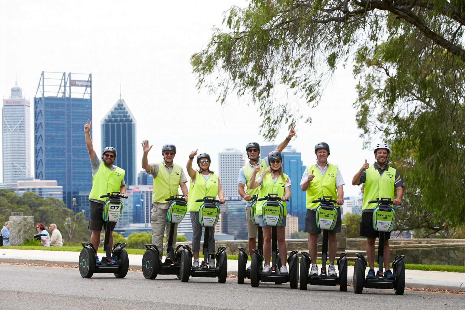 Perth Segway 1.5 Hour Kings Park Tour