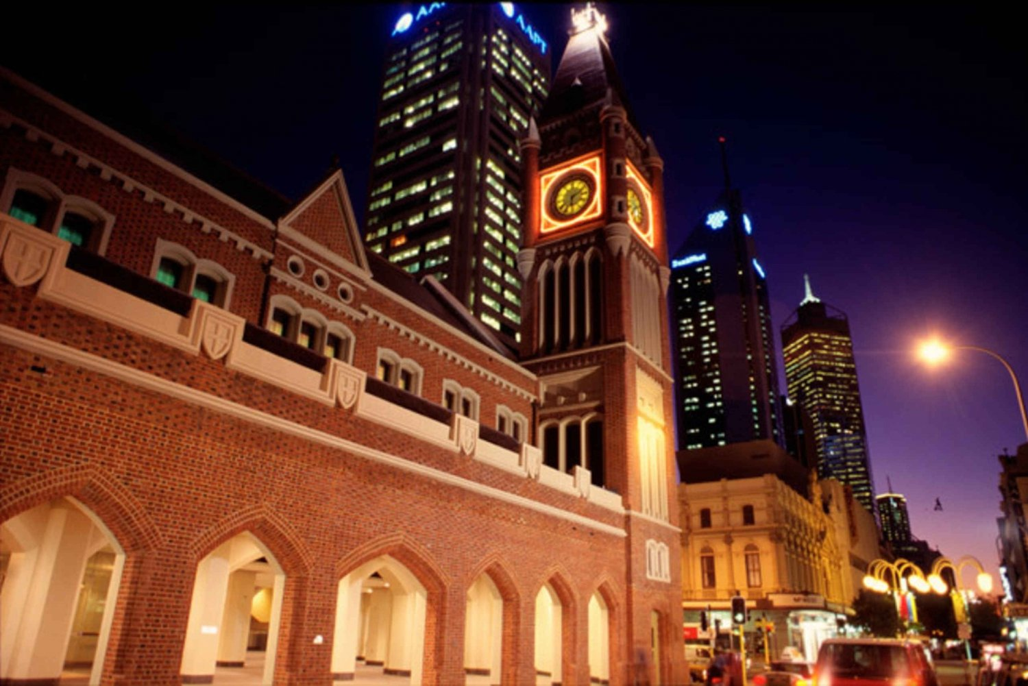Perth Self-Guided Audio Tour