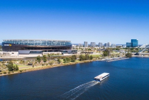 Perth: Swan River Scenic Cruise with Lunch