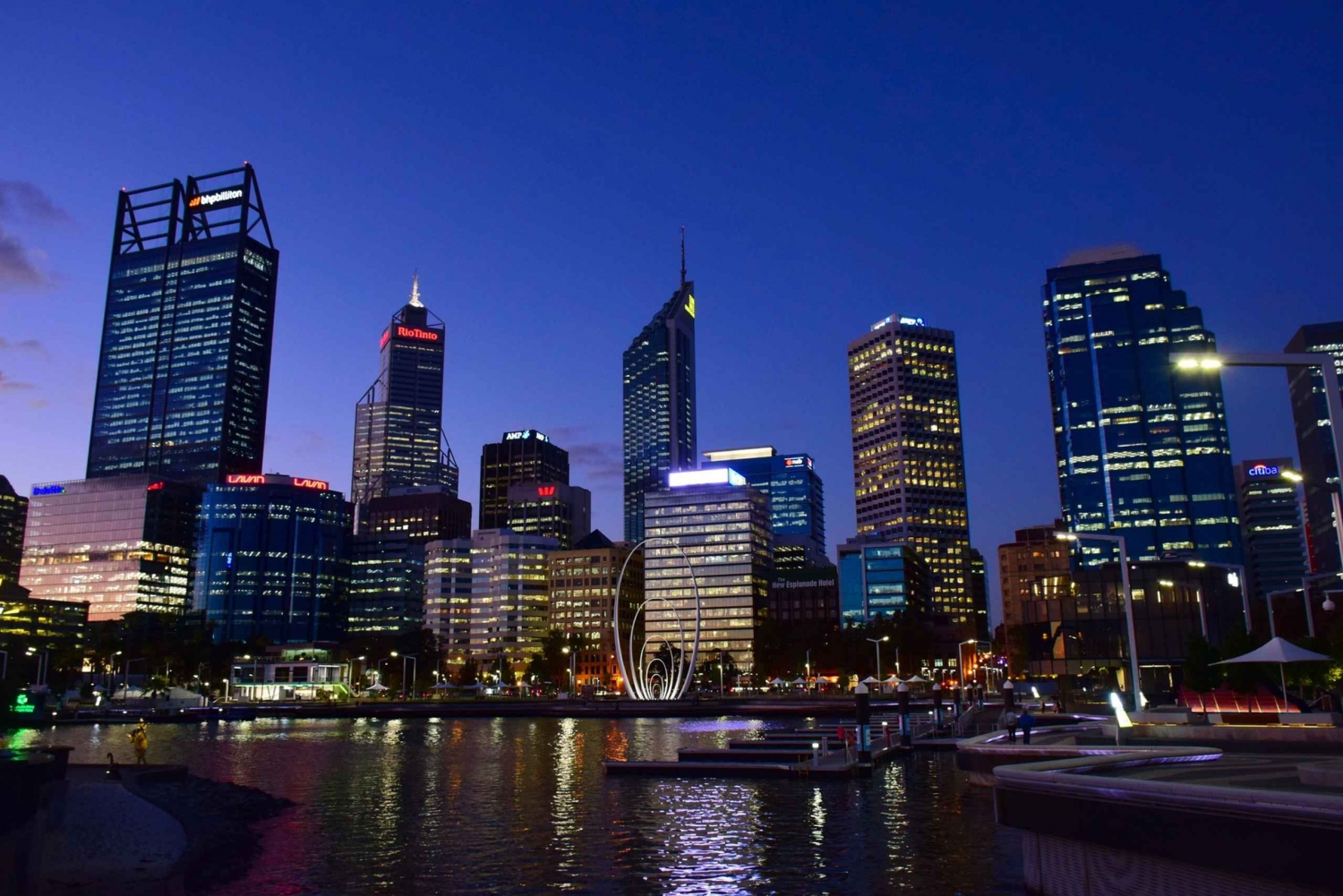Perth Welcome Tour: Private Tour with a Local