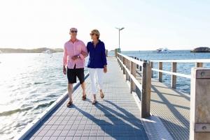 Rottnest Island Ferry & Bike Trip from Perth or Fremantle