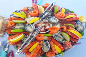 Rottnest Island: Wild Seafood Tour from Perth or Fremantle