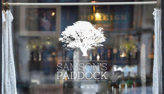 Samson's Paddock