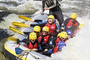 Scotland's Splash White Water Rafting On Two Rivers Tour