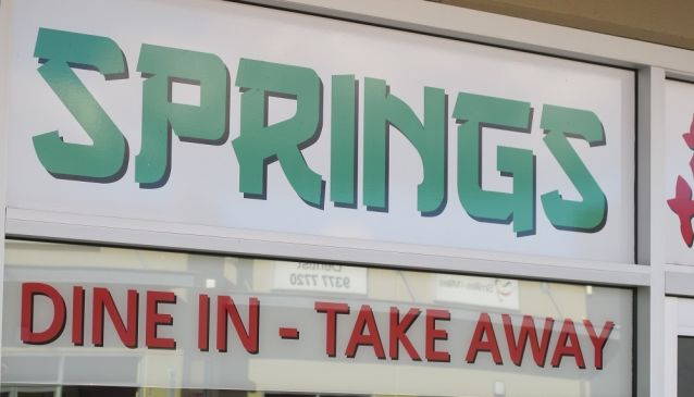 Springs Chinese Restaurant Beechboro