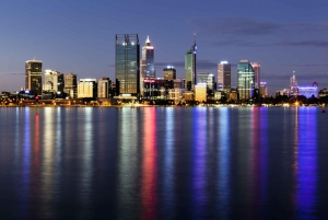 Swan River Twilight Cruise from Perth