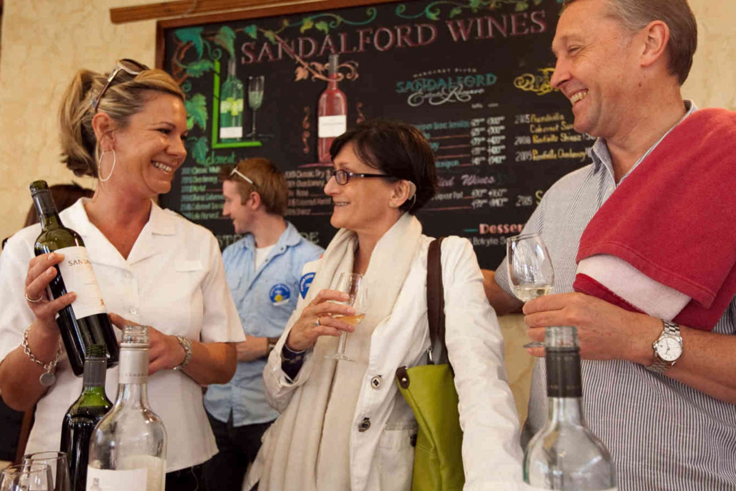 Swan Valley Gourmet Wine Cruise with 2-Course Lunch