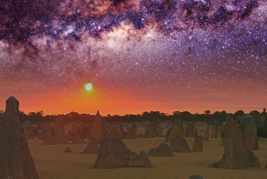 The Pinnacles: Desert Sunset and Star-Gazing Tour from Perth