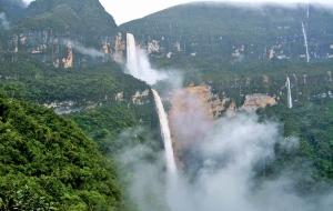 Amazon: Kuelap and Gocta