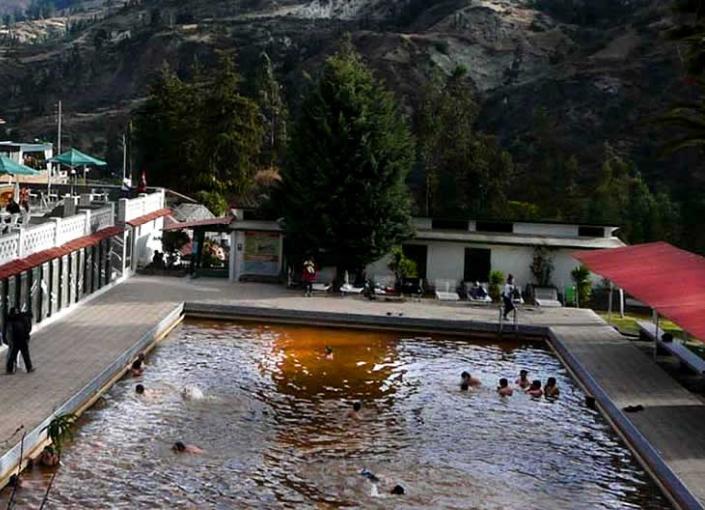 Ancash: Monterrey, Chancos and Chavin