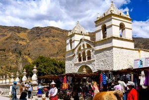 Andes: Colca Canyon Day-Trip