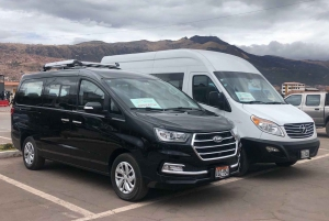 Arequipa: 1-Way Airport Private Transfer