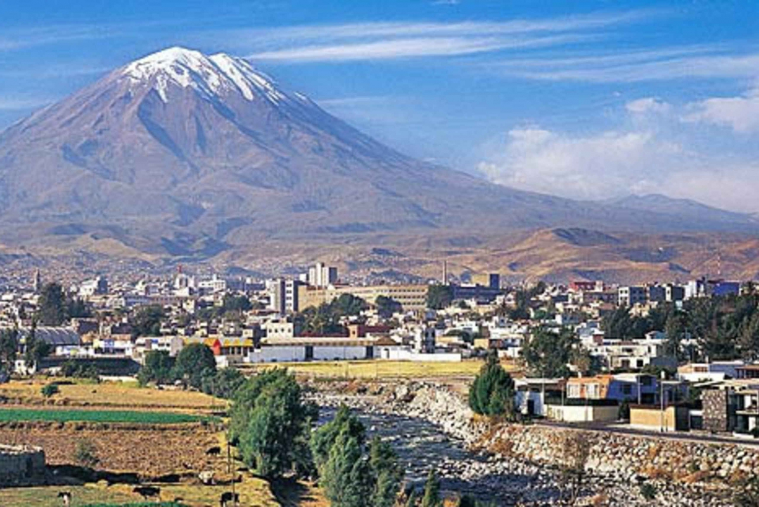 Best tours in and around Arequipa, Peru