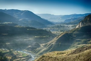 Arequipa: Colca Valley