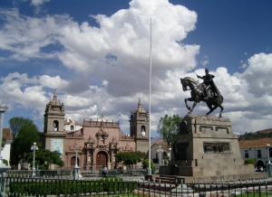 Ayacucho - Altarpieces of Art and Nature