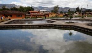 Cajamarca: Banos del Inca