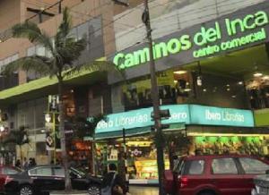 Caminos del Inca Centro Comercial