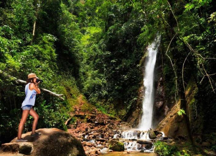Tourist destinations within Peru