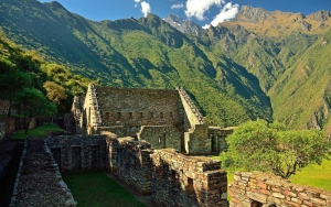 Choquequirao Archaeological Park