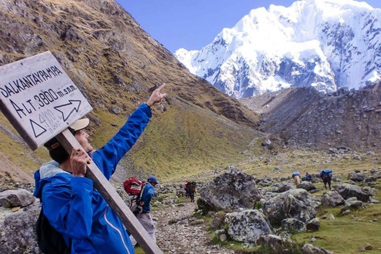 Best tour trails in Cusco, Peru