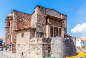 Cusco: Historical Walking Tour and Market Visit