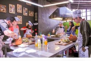 Cusco: Peruvian Cooking Class & Market Tour