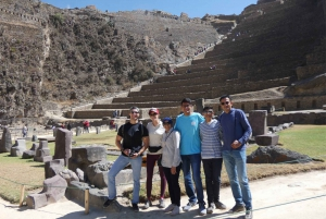 Cusco: Pisac, Maras, Moray, Ollantaytambo Small Group Tour