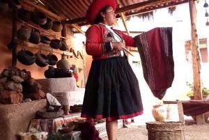 Cusco: Pisac, Ollantaytambo, & Chinchero Sacred Valley Tour