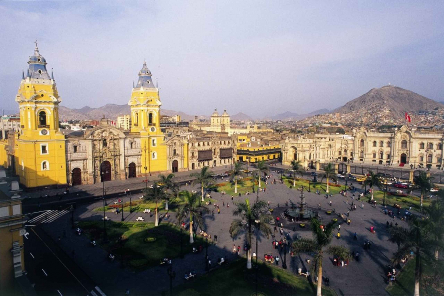 Best walking tours in Peru