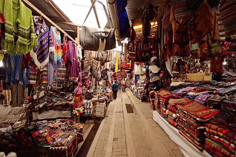 Artisan and Craft Markets in Peru