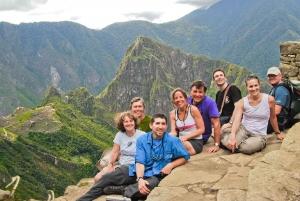 From Aguas Calientes: Machu Picchu Guided Tour