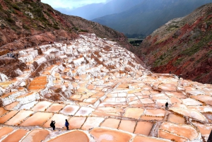 From Cusco: 5-Day Journey of Colors to Machu Picchu
