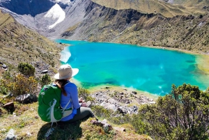 From Cusco: Classic Salkantay Trek with Return by Train