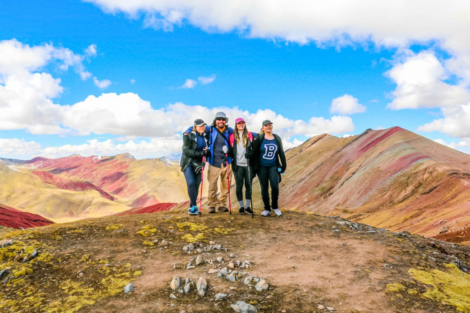 Best tours to rainbow mountain in Peru