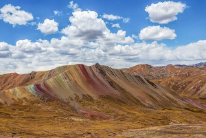 From Cusco: Rainbow Mountain Camping Experience