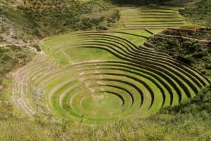 From Cusco: Sacred Valley, Pisac, Maras & Moray Day Trip