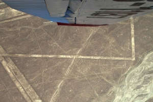 From Lima: Ballestas Islands & Nazca Lines with Meals