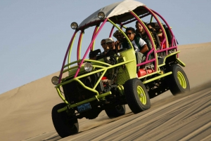 From Lima: Ica Winery and Huacachina Oasis Tour